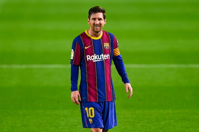 Lionel Messi picks up a hefty sum. Image: PA Images