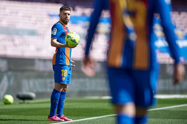 Alba reportedly doesn't want to take a pay cut, can you really blame him? Image: PA Images
