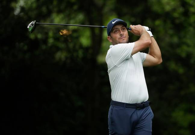 Molinari was typically solid for his first three days. Image: PA Images