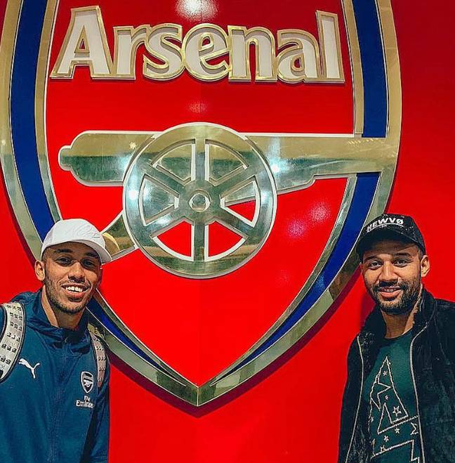 Image Credit: Willy Aubameyang/Instagram