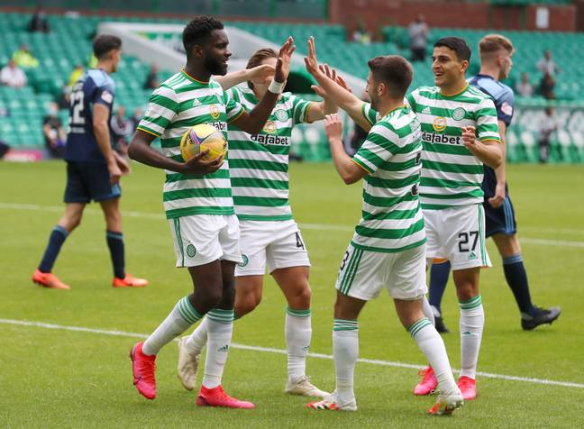 Celtic beat Hamilton 5-1 at the weekend. Image: PA Images