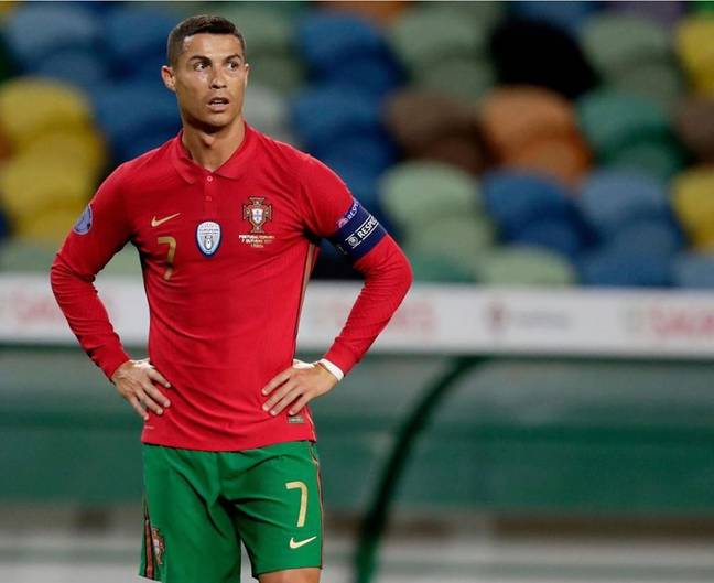 Ronaldo originally contracted the virus while on international duty with Portugal. Credit: Instagram