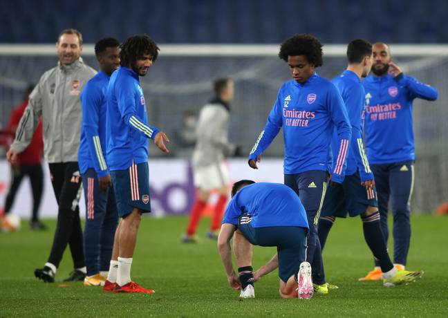 Willian came on in the second half against Benfica. Image: PA Images