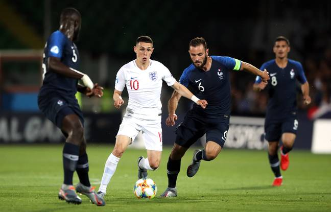 Foden impressed in Italy. Image: PA Images