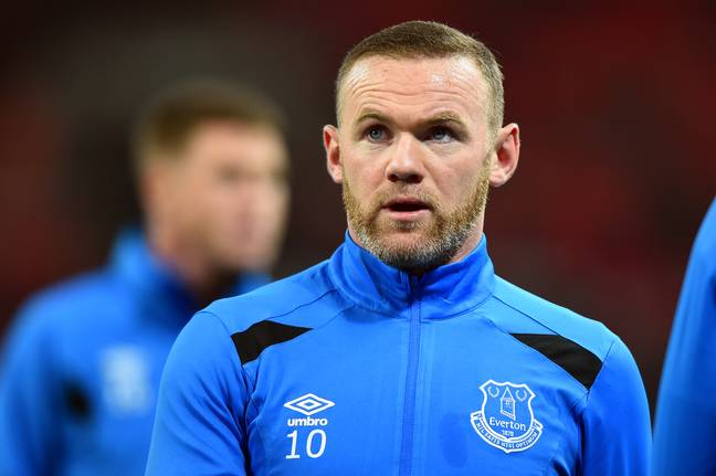 Rooney's having a decent season amongst an average one for Everton. Image: PA Images.