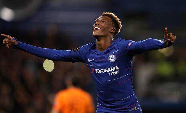 Hudson-Odoi has impressed for Chelsea. Image: PA Images