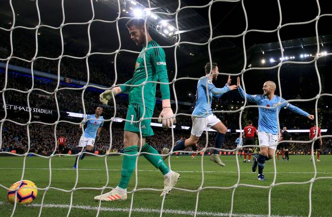 De Gea's form has been poor in the past year. Image: PA Images