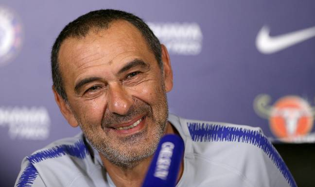 Sarri is the latest in a long line of Chelsea managers. Image: PA Images
