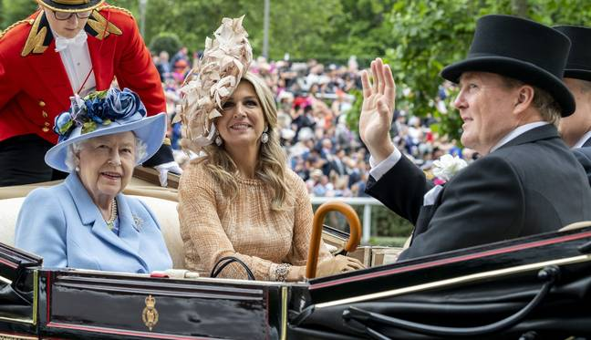 The Queen will be represented by a number of horses again