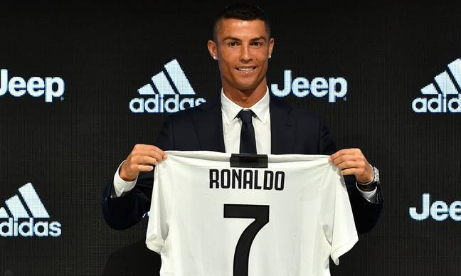 Cristiano Ronaldo's lucrative €30m-a-year contract at Juventus runs out next summer