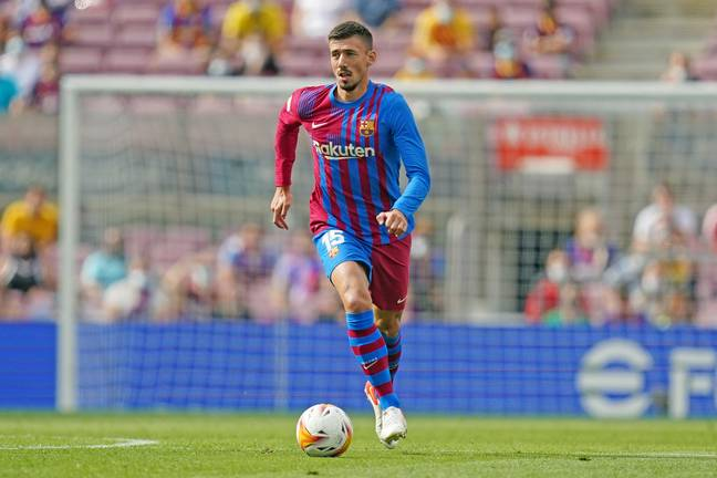 PA: Clement Lenglet