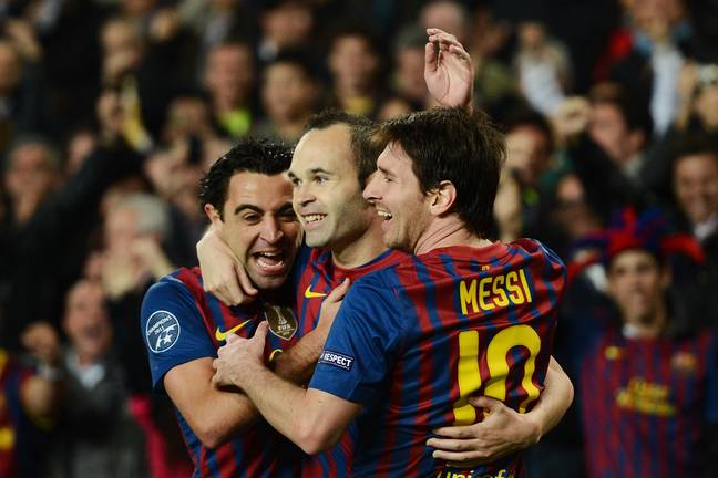 Could Lionel Messi follow suit of Xavi and Andreas Iniesta?