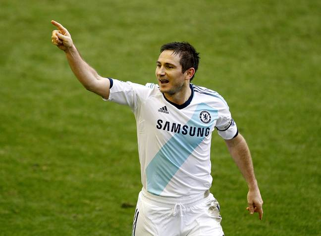 Lampard will always be a Chelsea legend for his playing career. Image: PA Images