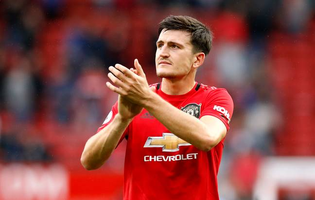 Maguire could have moved to United a year earlier. Image: PA Images