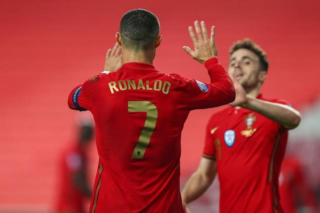 Cristiano Ronaldo and Diego Jota will be Portugal's biggest threat in front of goal
