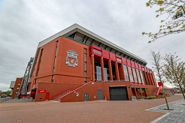 Liverpool might not be allowed to play in Liverpool until they're crowned champions according to some reports. Image: PA Images