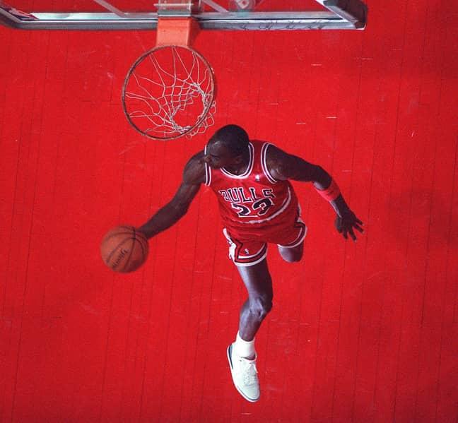Michael Jordan. Credit: PA