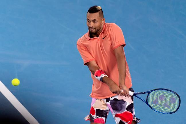 Kyrgios had strong words for those who participated in the Adria Tour. (Image Credit: PA)