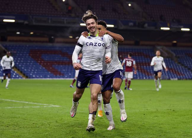 Grealish has been in excellent form this season. Image: PA Images