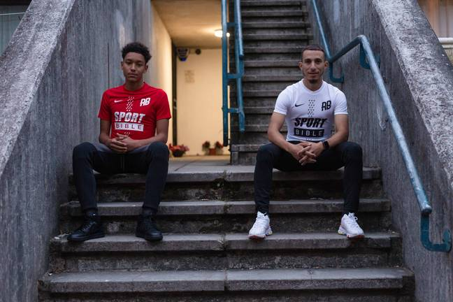 Rising Ballers give a platform to young hopefuls chasing their dream of becoming a professional footballer