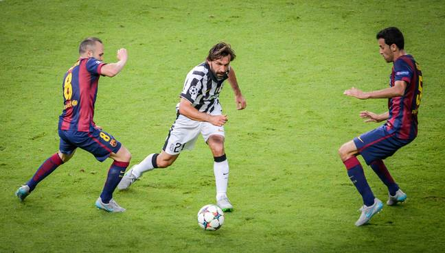 If only Pogba would understand he isn't Pirlo. Image: PA Images