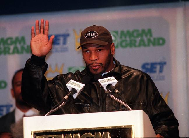 Mike Tyson at his prime is still one of the most fearsome boxers of all time