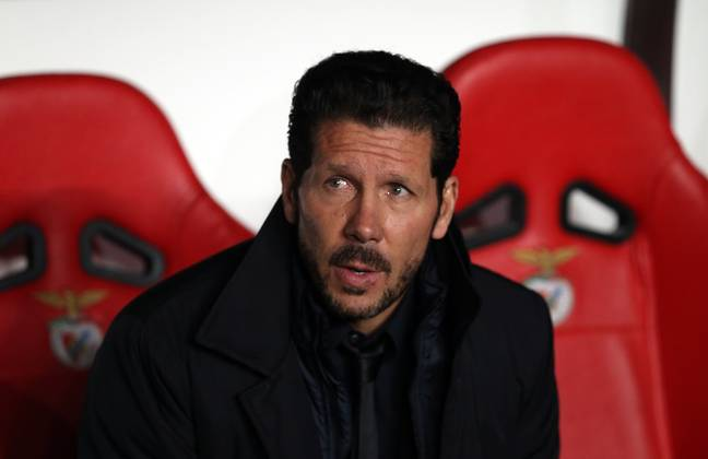 Simeone's time with Atleti has seen him become one of the world's best managers. Image: PA Images.