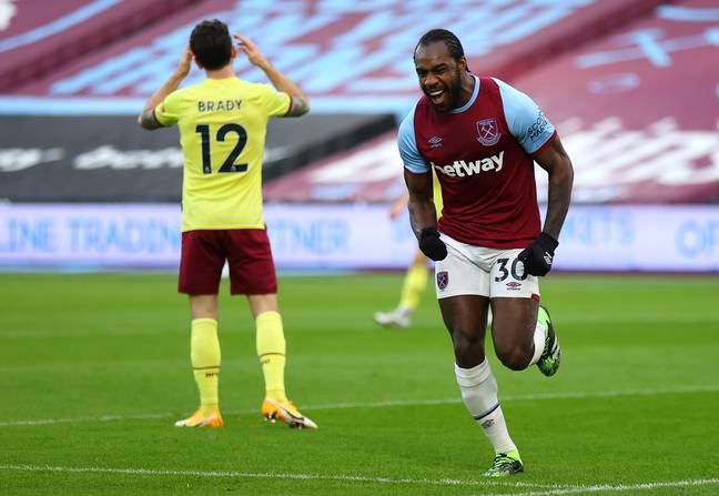 Antonio has been in excellent form. Image: PA Images