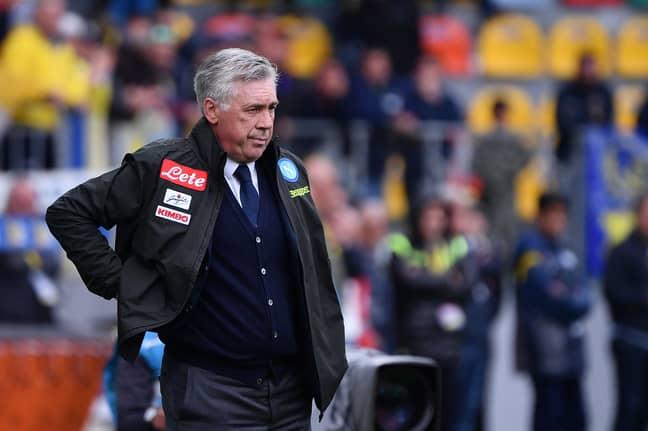 Will Ancelotti return to Juventus? Image: PA Images