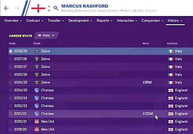 Image: Football Manager