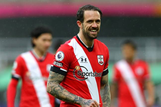 Manchester City are said to be interested in Danny Ings as Sergio Aguero's potential successor this summer