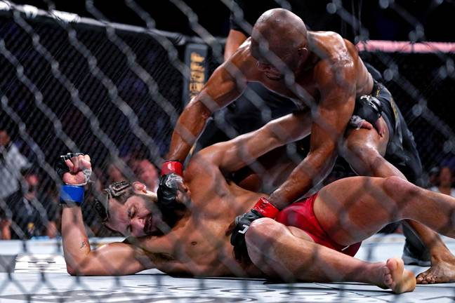 Masvidal was stopped by Kamaru Usman in his most recent fight. Image: PA Images