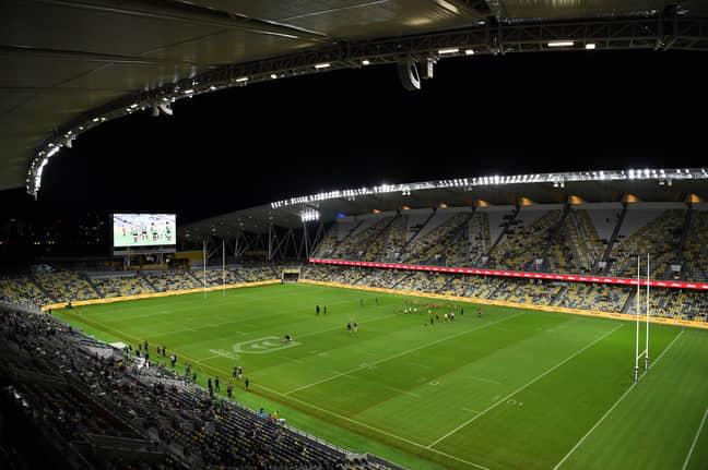 Queensland Country Bank Stadium. Credit: NRL