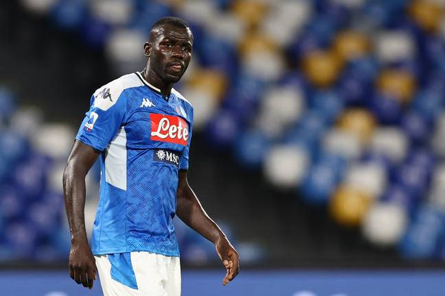 Koulibaly is one of the best defenders in the world. Image: PA Images