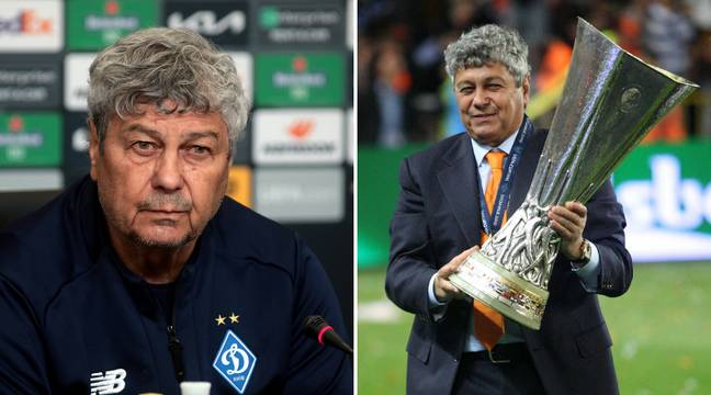 Dynamo Kiev boss Lucescu won the Europa League with Shakhtar. Image: PA Images