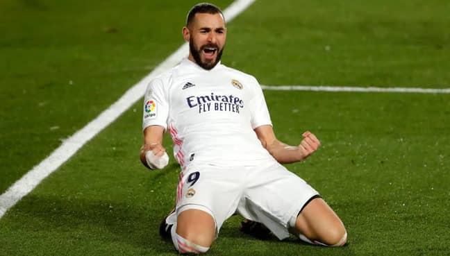 Karim Benzema scored 30 goals for Real Madrid this season