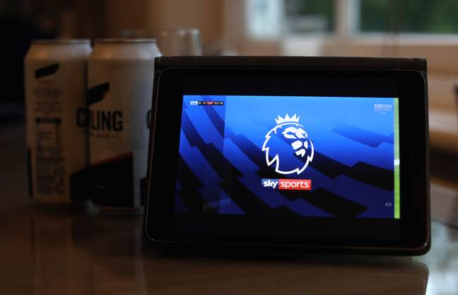 Could DAZN beat Sky Sports to the Premier League rights? Image: PA Images