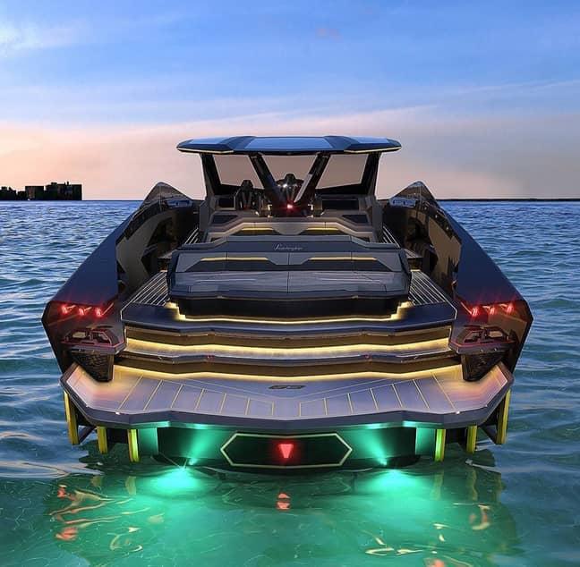 Image: Lamborghini