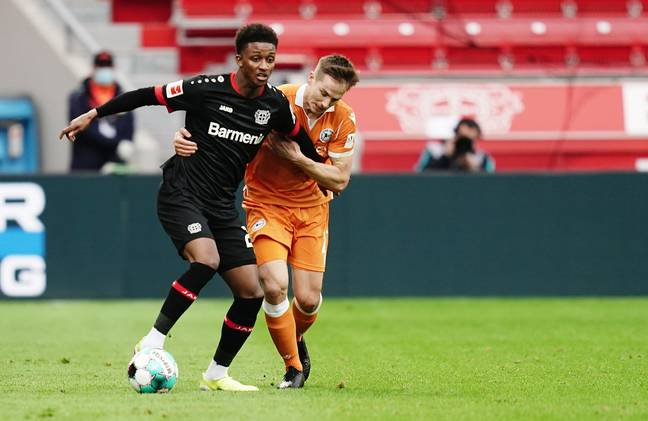 Gray's time in the Bundesliga hasn't gone that well and he could be returning to the Premier League soon. Image: PA Images