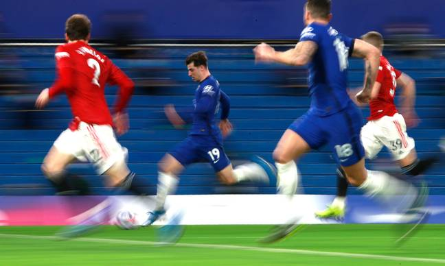 Chelsea and United played out a pretty unspectacular 0-0 draw. Image: PA Images