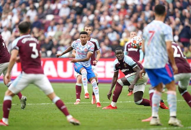 PA: Jesse Lingard scores against West Ham United