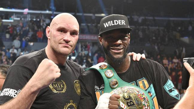 Whyte would have faced the winner of Wilder vs Fury II. Image: PA Images
