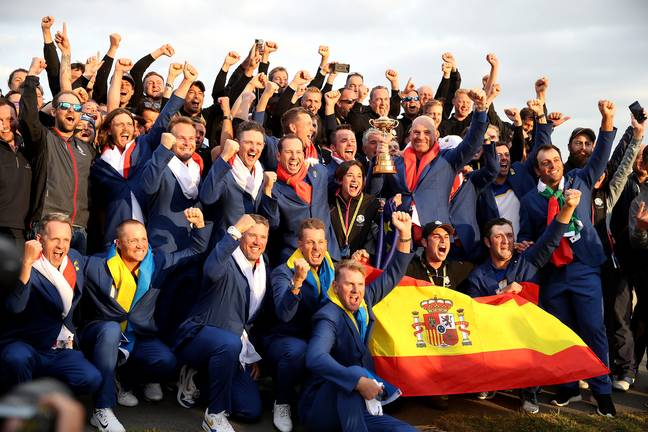 Ryder Cup victory came easy for Europe. Image: PA Images