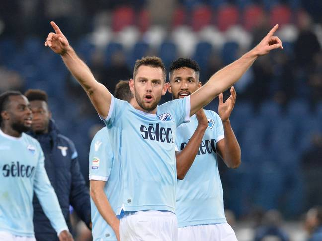 De Vrij and the mystery of the mission 2 million euros. Image: PA Images