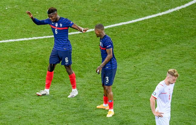 Pogba had an excellent Euros before France were knocked out. Image: PA Images