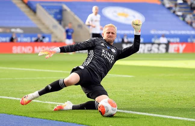 Kasper Schmeichel is a former Premier League winner. (Image Credit: PA)