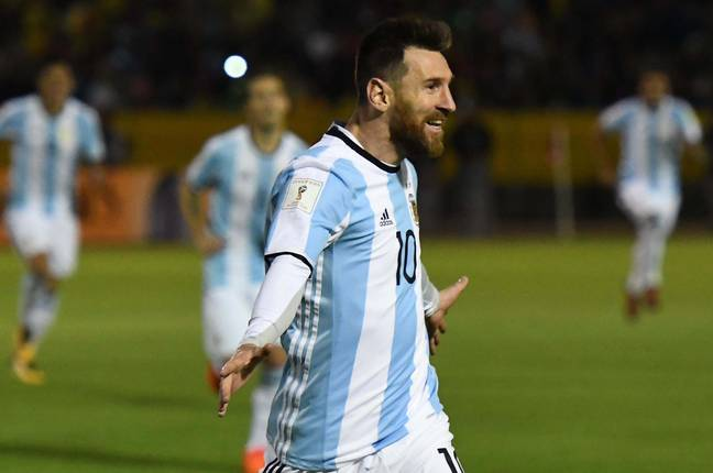 Does Messi need to win the World Cup to be considered the greatest? Image: PA