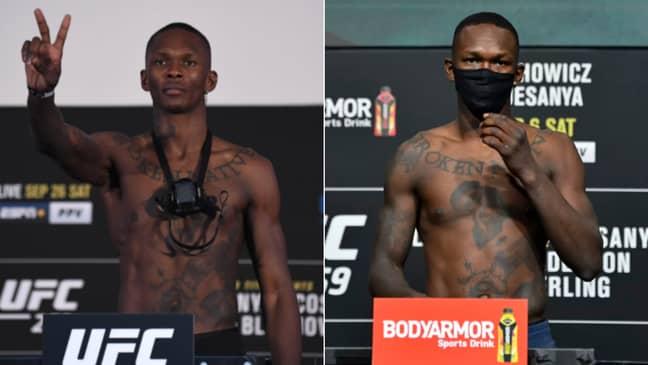 Image: ZUFFA/UFC