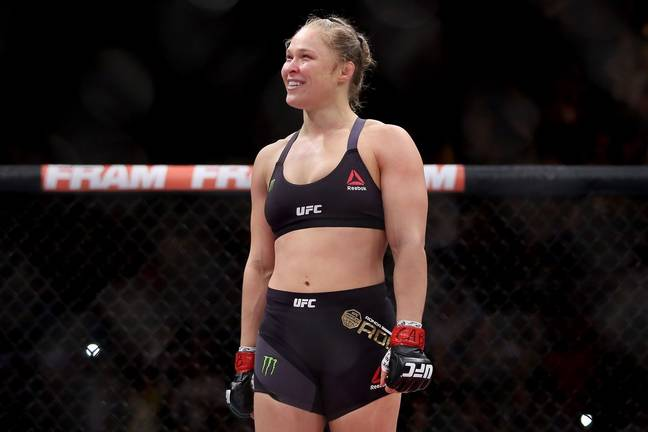 Image Credit: UFC