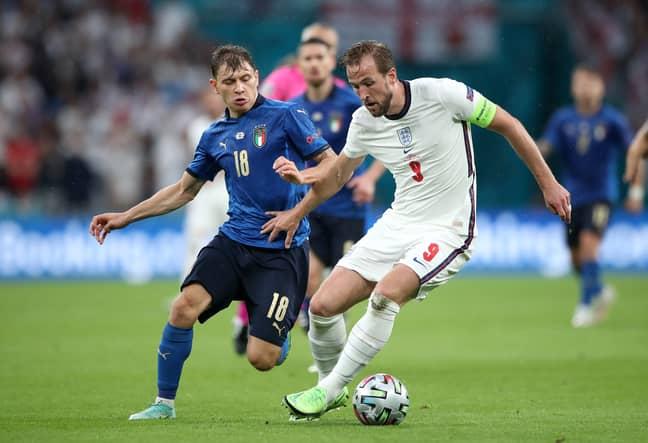 Nicolo Barella played a pivotal role in Italy's Euro 2020 triumph this summer